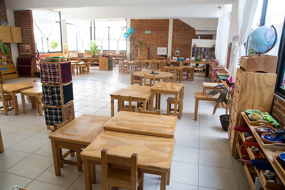 Aula Montessori Xaltepec