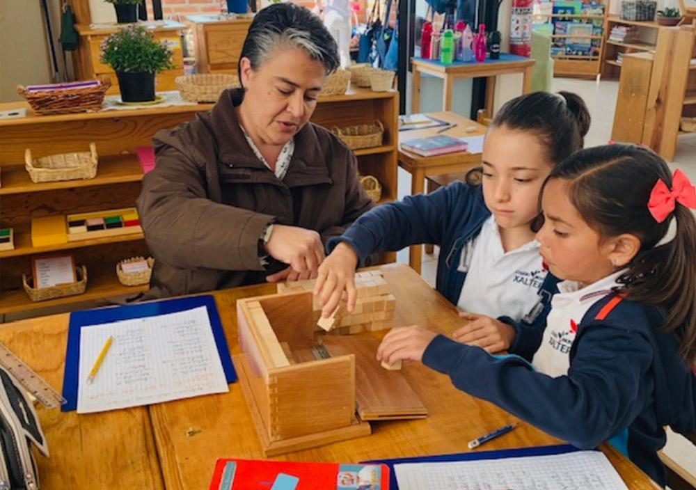 Guías Montessori Xaltepec
