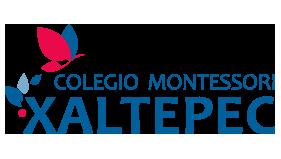 Colegio Montessori Xaltepec Logotipo