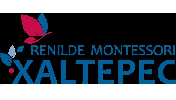 Logo Colegio Renilde Montessori Xaltepec