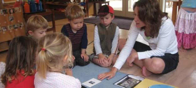 Collaborative Teaching New Zealand ~ Montessori en el déficit de atención e hiperactividad